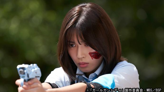 白石聖ら美少女戦士たちのハードな戦いに「第1話からゾクゾクが止まらん」「新しい特撮!」