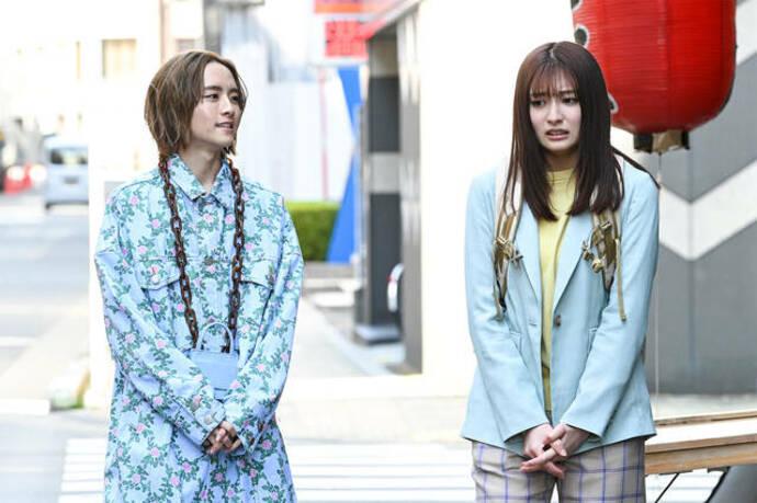 「1時間ドキドキしっぱなし!」吉川愛×板垣李光人W主演ドラマ『カラフラブル』第1話