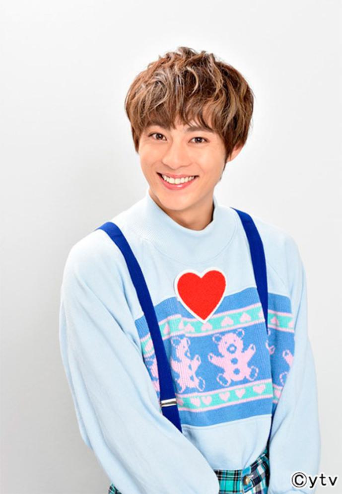 永田崇人、「カラフラブル」で子ども番組のお兄さんに。板垣李光人の美しさに嫉妬!